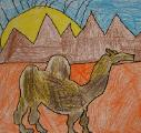 Camel by Sam, Brentwood School, Los Angeles, California