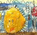 Sun by William, age 4, New York, New York